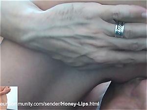 spectacular stunner gets romped in her mischievous fuck holes