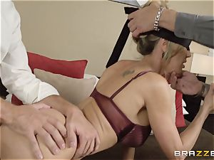 The spouse of Brandi enjoy lets her plow a different boy