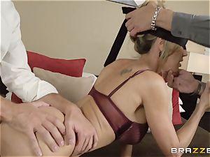 The spouse of Brandi enjoy lets her plow a different boy