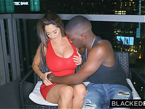 BLACKEDRAW Ava Addams Is banging bbc And Sending photos To Her husband