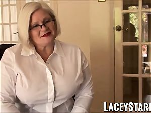 LACEYSTARR - subjugated GILF culo plunged by Pascal white