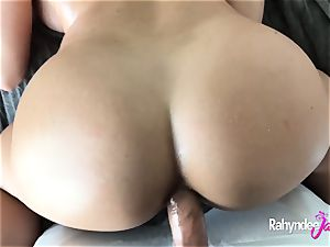 rectal fuckin' Rahyndee James point of view Morning orgy