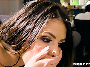 anal rubdown for Adriana Chechik