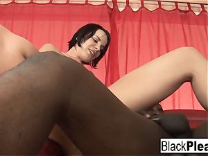 superstar Dana DeArmond takes a bbc up her bootie