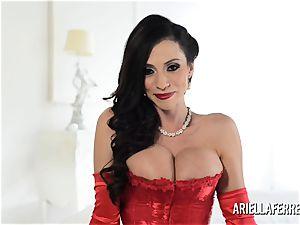scorching phat bap Ariella Ferrera Interview