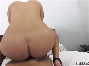 counterpart s sisters experiment first time uber-sexy stepplaymate s sister Aspen Romanoff woke