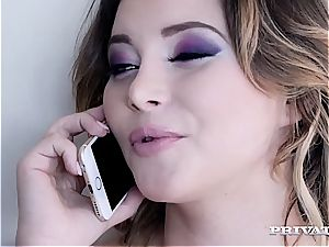 bi-racial ass fucking Session With Anna Polina