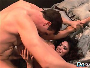 cuckold wifey Ariella Ferrara shag man