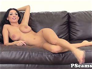 buxom web cam hotty Anissa Kate cockriding