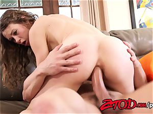 Alexa Nova is a weirdo and wants her donk stretched