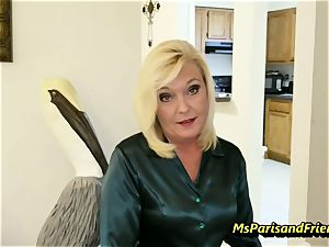 Ms Paris Rose in The Realtor Does Whatever it Takes