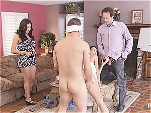 gang hookup and Hangman with cute couples 2