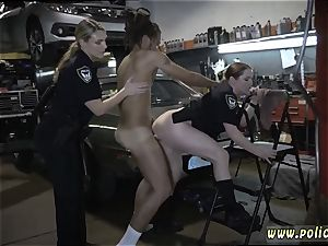 cougar web cam onanism and wifey with humungous black man rod first time Chop Shop possessor Gets