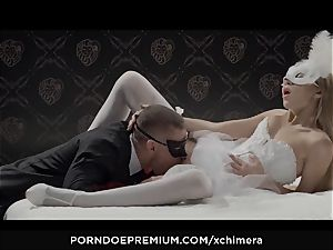 xCHIMERA - tattooed beauty glamour fetish hump session