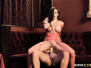 impatient beef whistle craving Madison Ivy torn up in her minge