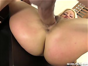 red-hot milf manager Does What She Wants