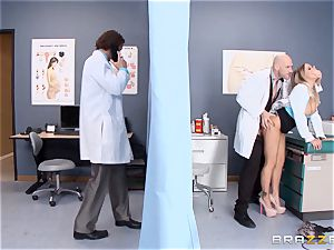 blondie doc Payton West humping her stunning playmate