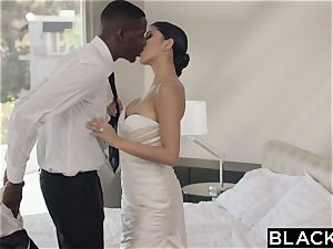 BLACKED super-sexy Model Sophia Leone Gets first bbc