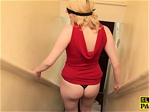 british sadism & masochism housewife predominated with nailing