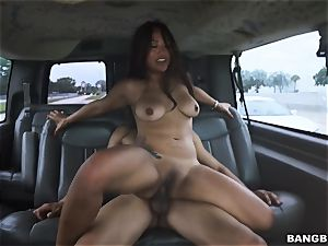 asian honey picked up and humped