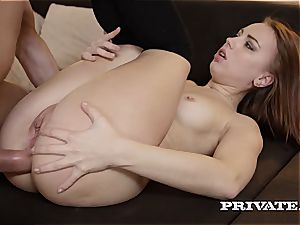 nasty schoolgirl Kira Thorn Takes an buttfuck...