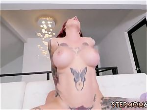 Family drains manager accomplice s step bro and companion s step-sister first-ever time Making